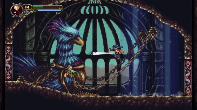 Timespinner screenshot 1