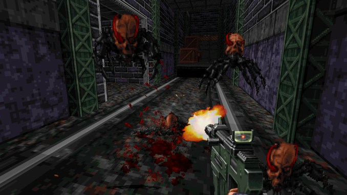 Ion Maiden screenshot 1