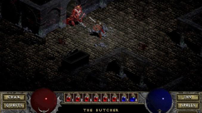 Diablo screenshot 3