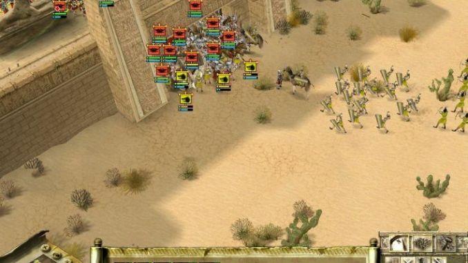 Praetorians screenshot 1