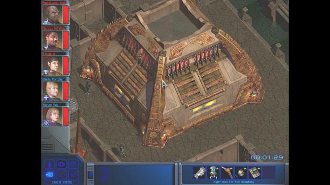 Star Trek: Away Team screenshot 1