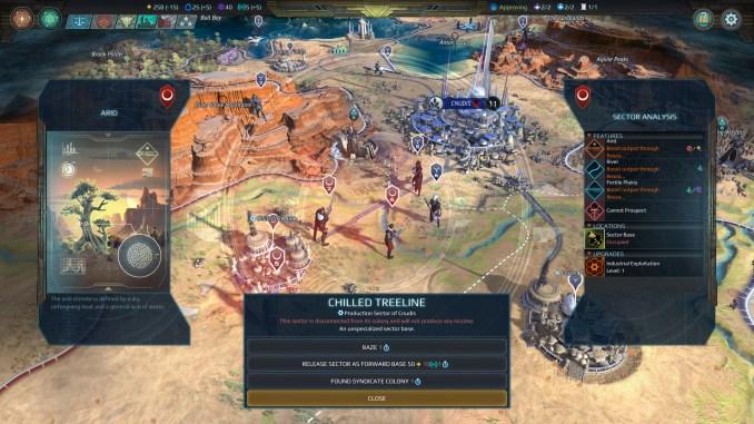 Age of Wonders: Planetfall - Premium Edition screenshot 2