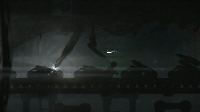 Orphan screenshot 1