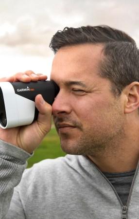 首創AR擴增實境 Garmin全新Approach Z80雷射測距儀