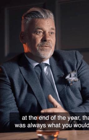 英國公開賽指定威士忌羅曼德湖品牌大使影片