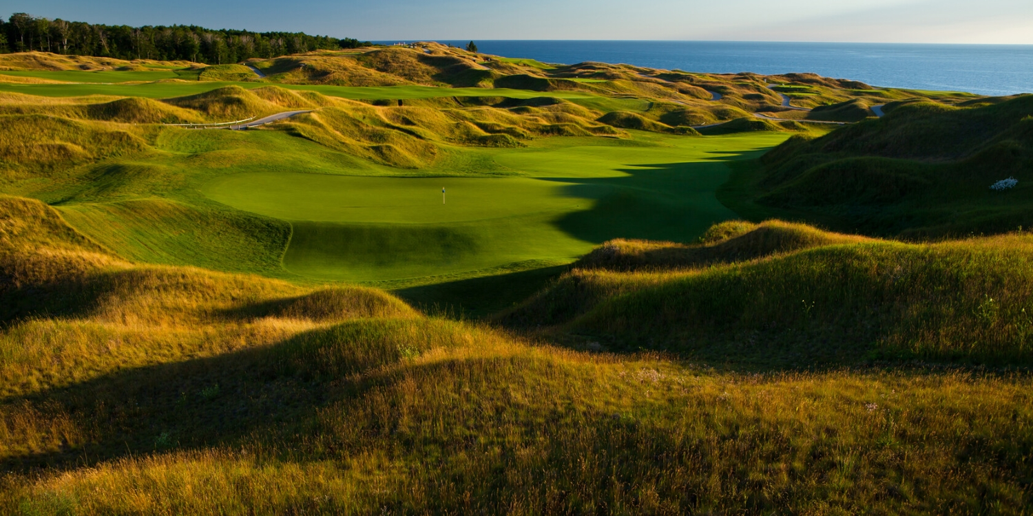 Arcadia Bluffs Golf Course Golf Packages Golf Deals And