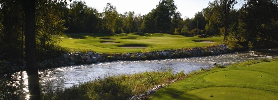 Bucks Run Golf Club Golf In Mount Pleasant Michigan