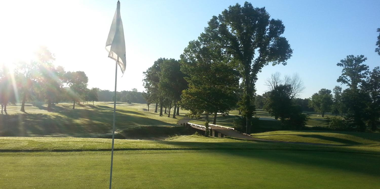 Bent Tree Golf Club Hole 7 Diagram
