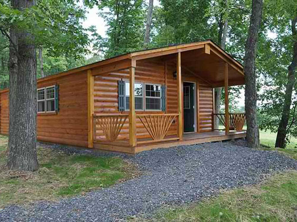 Twin Grove RV Resort Cottages  Pine Grove campgrounds