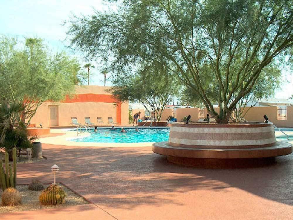 Mesa Spirit RV Resort  Mesa campgrounds  Good Sam Club