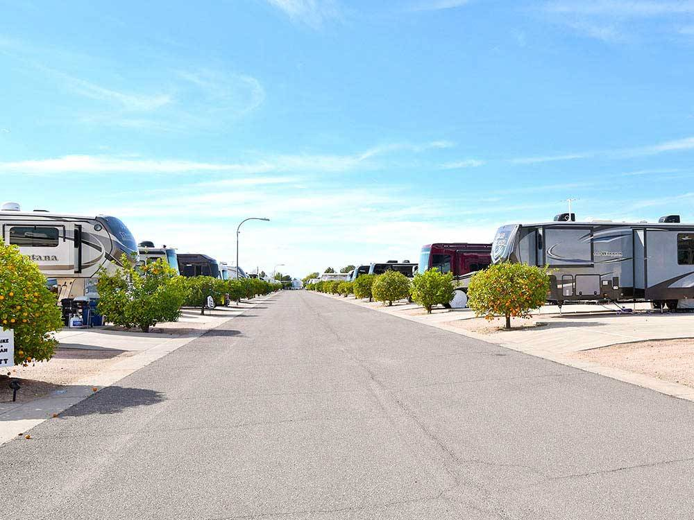 Viewpoint RV Golf Resort  Mesa campgrounds  Good Sam Club
