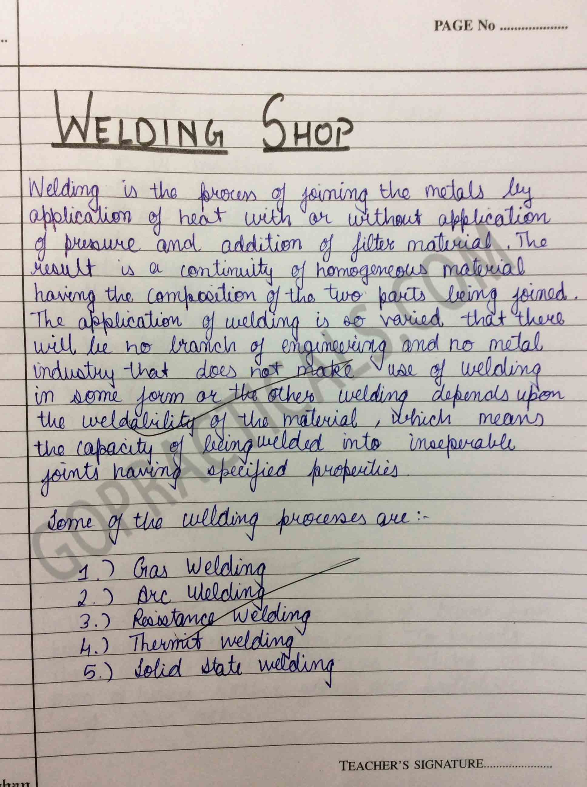 hight resolution of welding workshop practical to make lap joint part 1