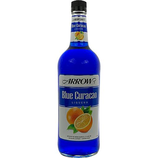 Arrow Blue Curacao Liqueur | GotoLiquorStore