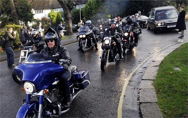 Non è un raduno di motociclisti