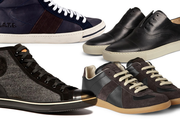 Sneakers uomo autunnoinverno i modelli maschili delle