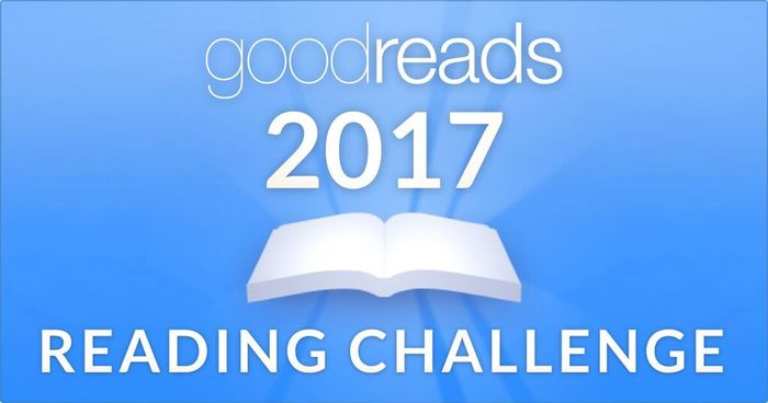 Image result for goodreads 2017 reading challenge