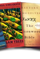 Kingsolver Fiction Collection Four-Book Set (Pigs in Heaven, Bean Trees, Poisonwood Bible, Prodigal Summer)