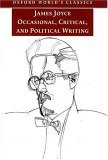 Occasional, Critical, and Political Writing