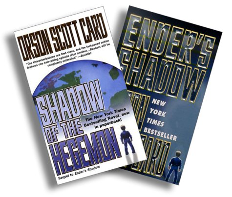 Shadow Two-Book Set (Ender's Shadow, #1-2)