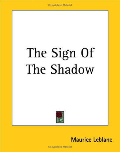 The Sign of the Shadow