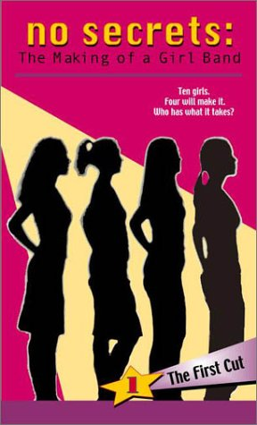 The First Cut (No Secrets : the Story of a Girl Band, #1)