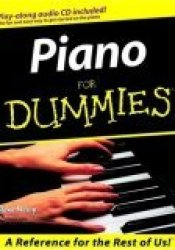 Piano for Dummies [With Play-Along] Pdf Book