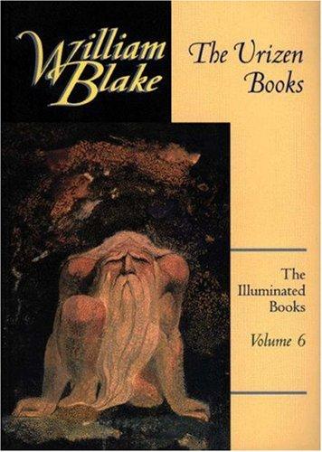 The Illuminated Books of William Blake, Volume 6: The Urizen Books