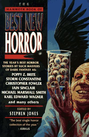The Mammoth Book of Best New Horror, #8