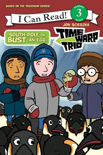 Time Warp Trio: South Pole or Bust