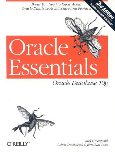 Oracle Essentials: Oracle Database 10g