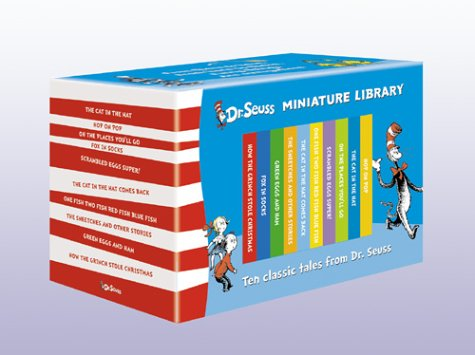 The Dr. Seuss Miniature Library