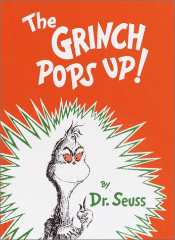 The Grinch Pops Up!