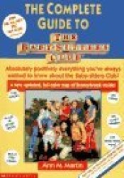The Complete Guide to the Baby-Sitters Club Pdf Book