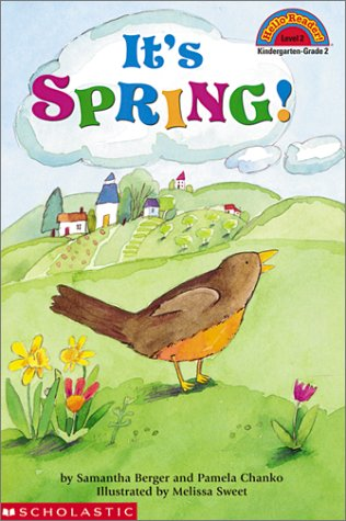 It's Spring! (Hello Reader, Level 2)
