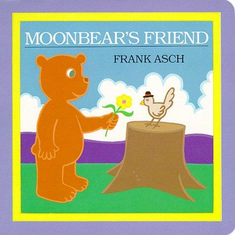 Moonbear's Friend: Moonbear Board Books