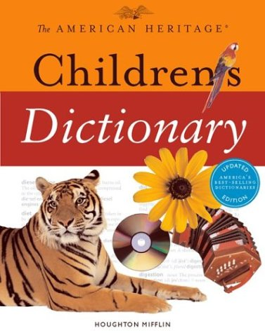 The American Heritage Children's Dictionary