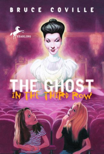 The Ghost in the Third Row (Nina Tanleven, #1)