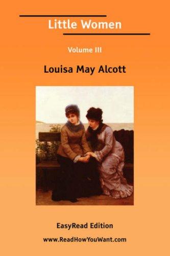 Little Women Volume III