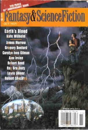 Fantasy & Science Fiction, October/November 2000 (The Magazine of Fantasy & Science Fiction, #589)