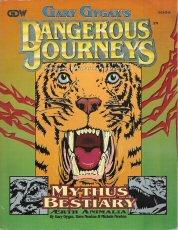 Mythus Bestiary: Ærth Animalia (Dangerous Journeys #5)