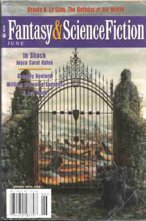Fantasy & Science Fiction, June 2000 (The Magazine of Fantasy & Science Fiction, #585)