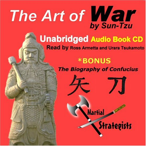 The Art Of War Cd Audiobook Unabridged: Complete And Unabridged With Bonus The Biography Of Confucius
