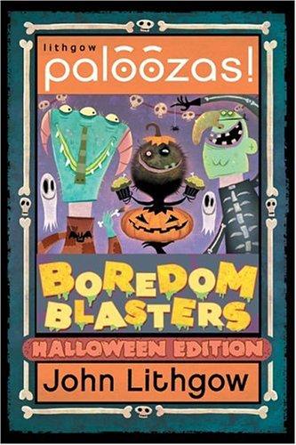 Boredom Blasters Halloween Edition
