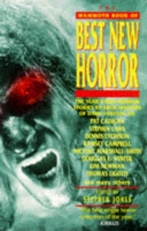 The Mammoth Book of Best New Horror, #9