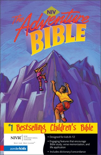 Holy Bible: Adventure Bible, Revised, NIV