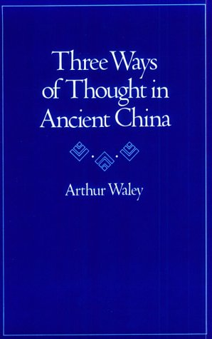 Three Ways of Thought in Ancient China