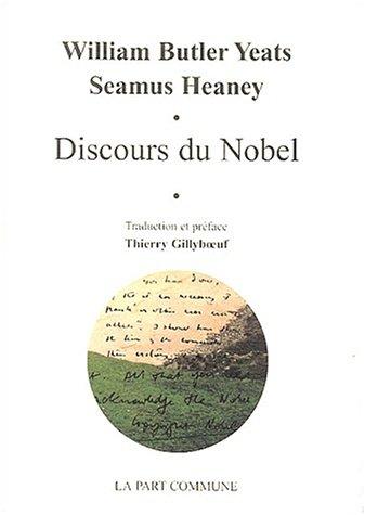 Discours Du Nobel