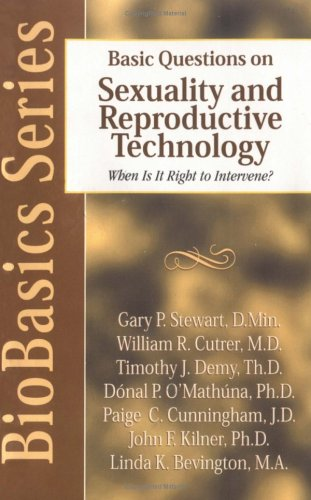 Basic Questions on Reproductive Technology