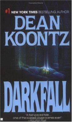 Image result for dean koontz darkfall