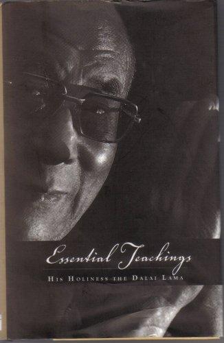 Essential Teachings His Holiness the Dalai Lama